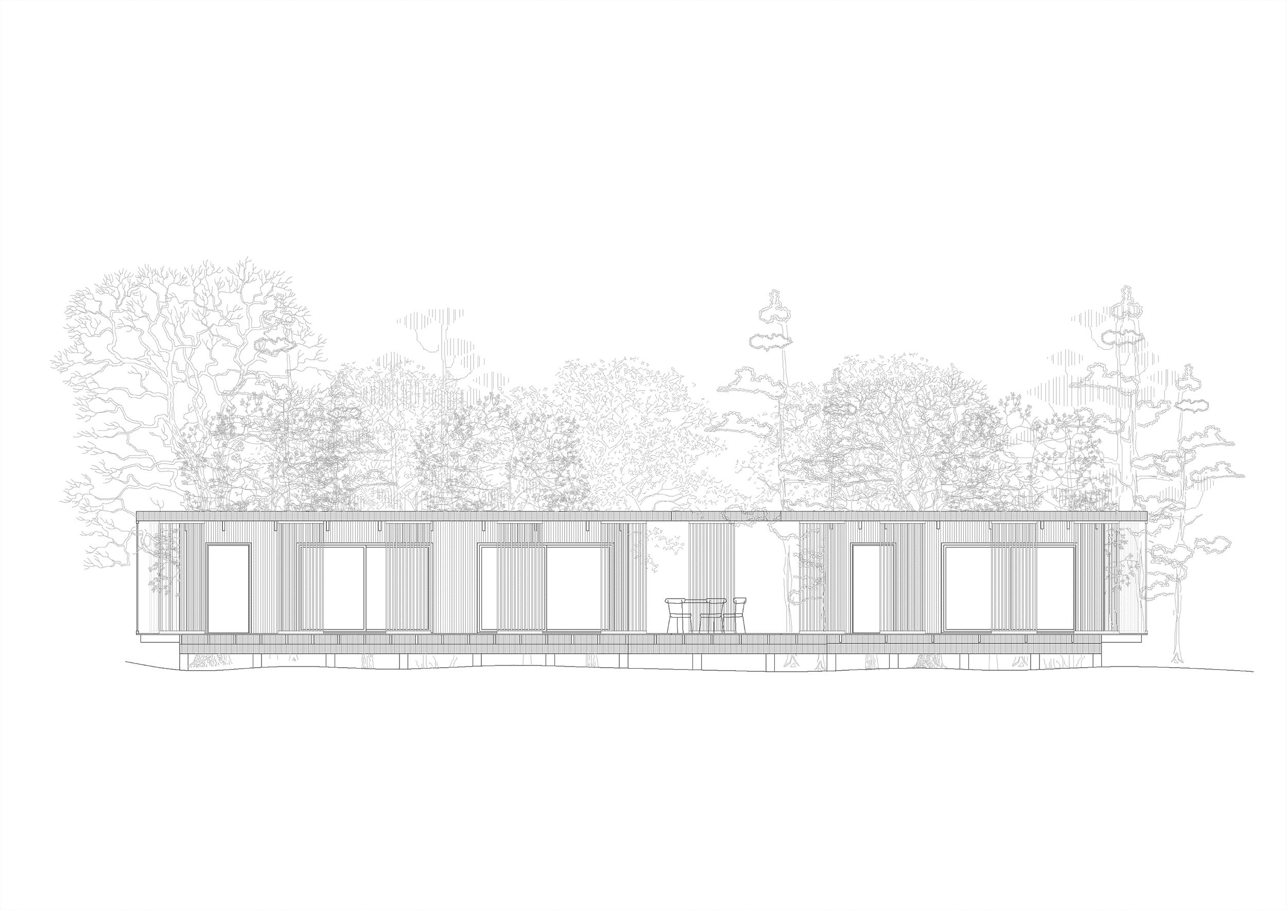 Arkitektritat hus