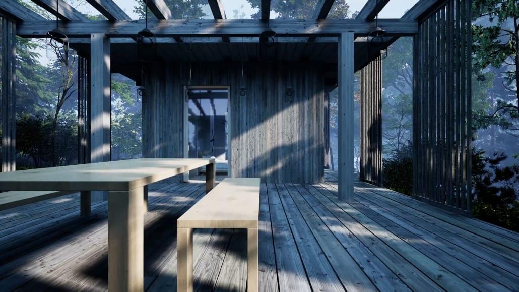 Nyckelfärdigt arkitektritat sommarhus