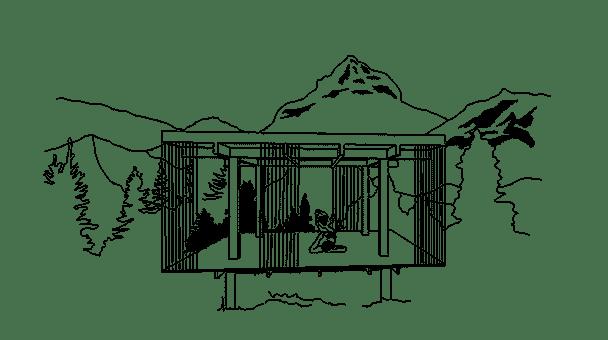 Yogastudio som friggebod