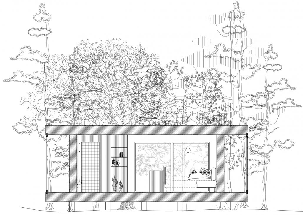 Nyckelfärdigt attefallshus