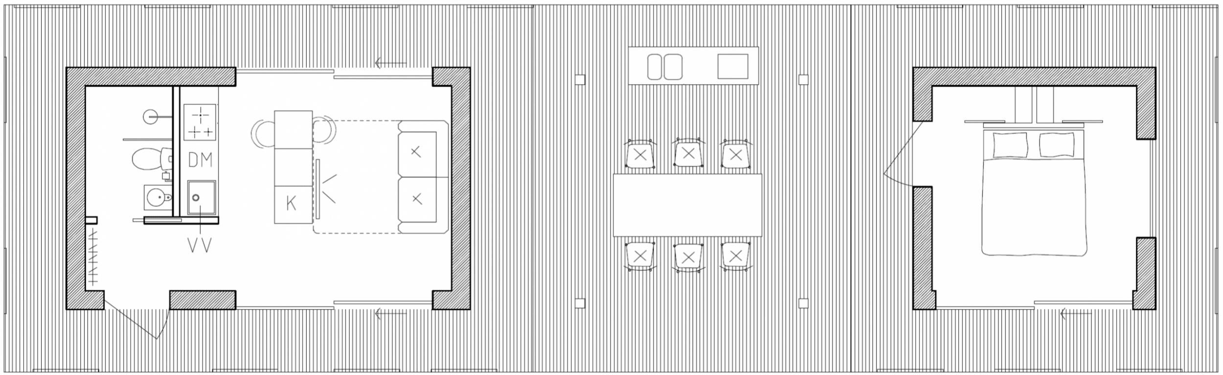 Attefallshus och friggebod
