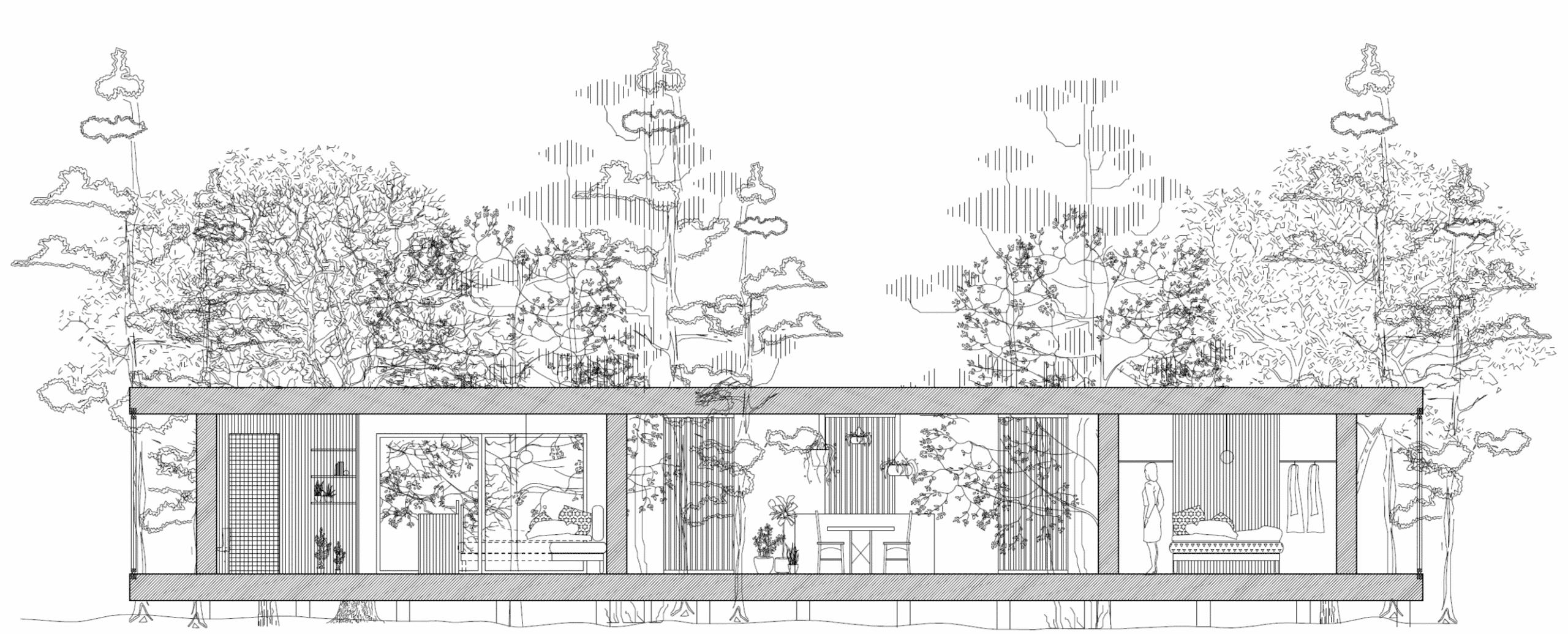 Nyckelfärdigt attefallshus med friggebod