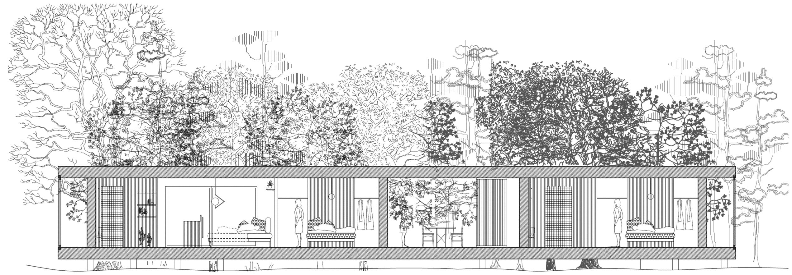 Arkitektritat och nyckelfärdigt