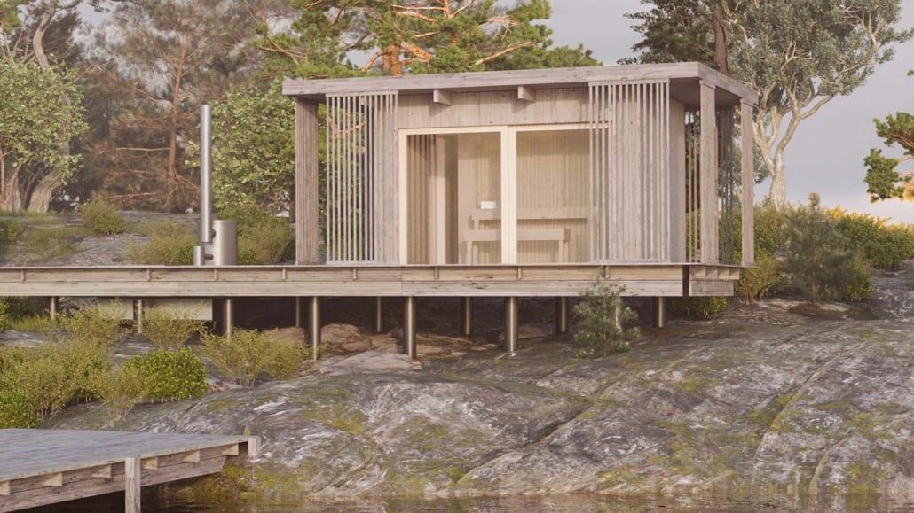 Nordisk design spa