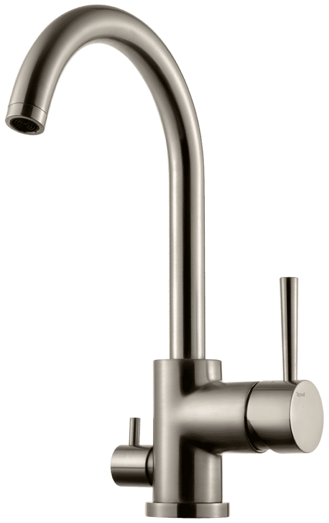 Tapwell - EVO184 Brushed Nickel